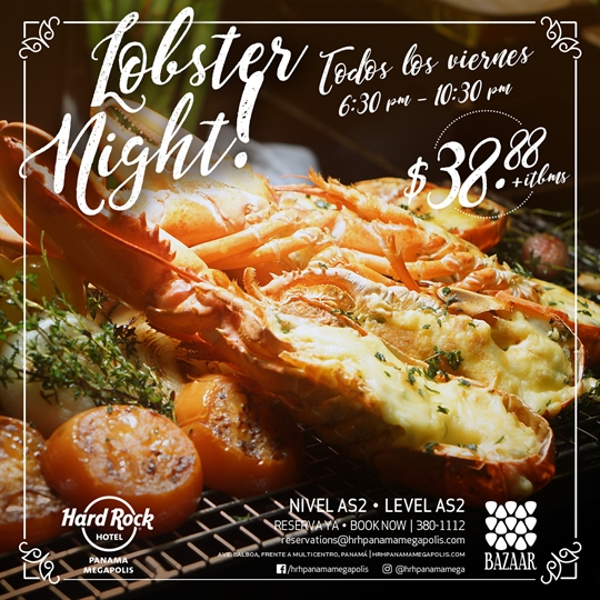 Lobster Night