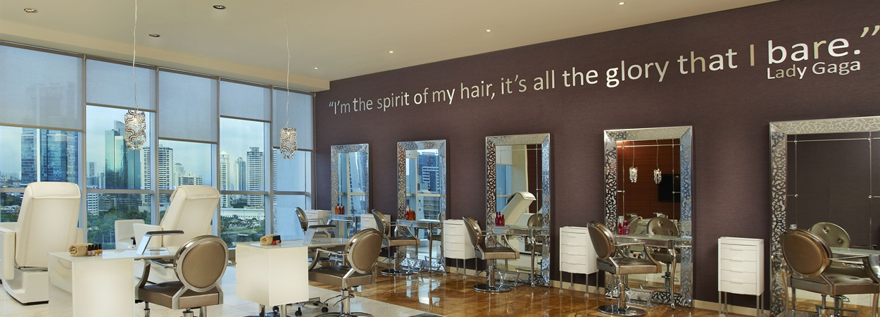 Cutz Salon At Hard Rock Hotel Panama
