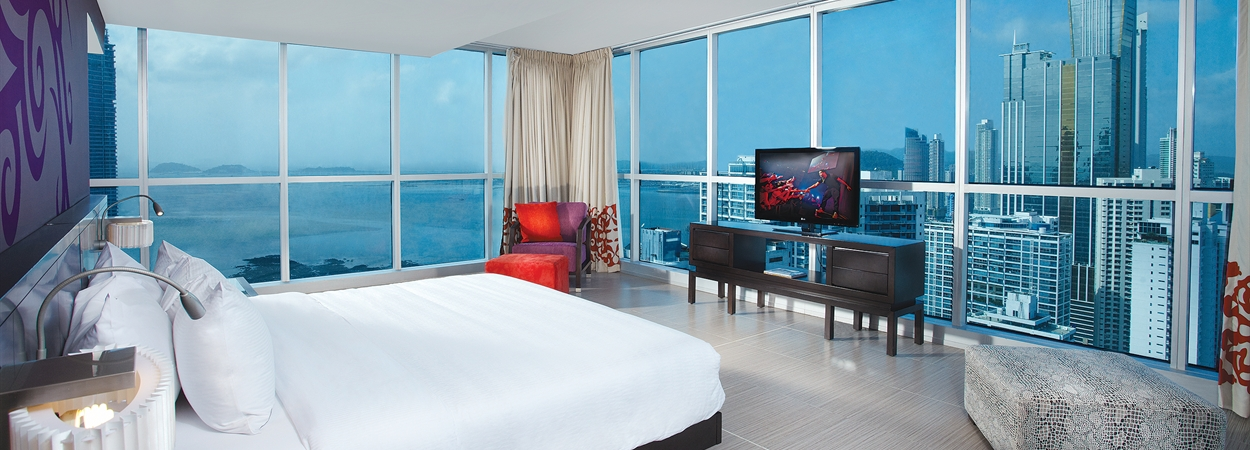 Hotel Rooms And Suites In Panama